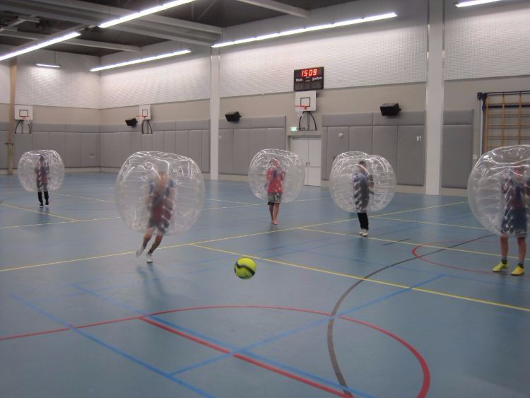 Bubble Voetbal Indoor